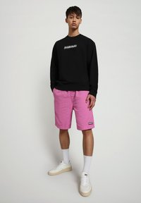 Napapijri - B-BOX CREW - Sweatshirt - black - 0