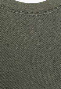 Madewell - SWINGY - Sweatshirt - deep green - 2