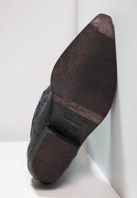 Kentucky's Western - Cowboy/Biker boots - natural/piedra - 4