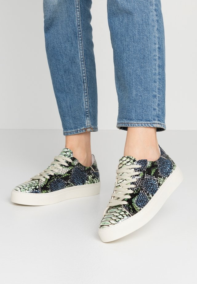 SLFDONNA NEW TRAINER  - Sneaker low - watercress