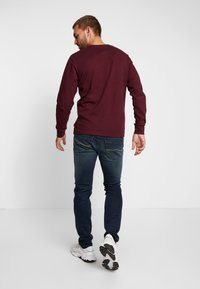 Paddock's - DEANVINTAGE - Slim fit jeans - dark stone blue - 2