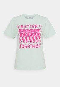 Dedicated - MYSEN BETTER TOGETHER  - Print T-shirt - surf spray - 4