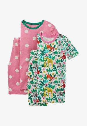 2 PACK  - Pyjama set - bunt/kleines dschungelmuster