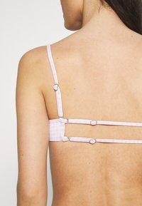 Cotton On Body - GATHERED FRONT TOP GATHERED BUM BRAZILIAN - Bikini - primrose - 3