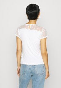 Dorothy Perkins - TIERED DOBBY  - Blouse - white - 2