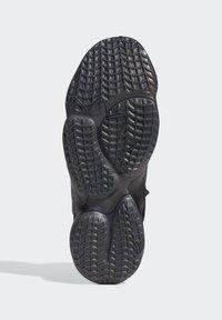 adidas Originals - PHARRELL WILLIAMS D.O.N. ISSUE 2 SHOES - Tenisky - black - 4