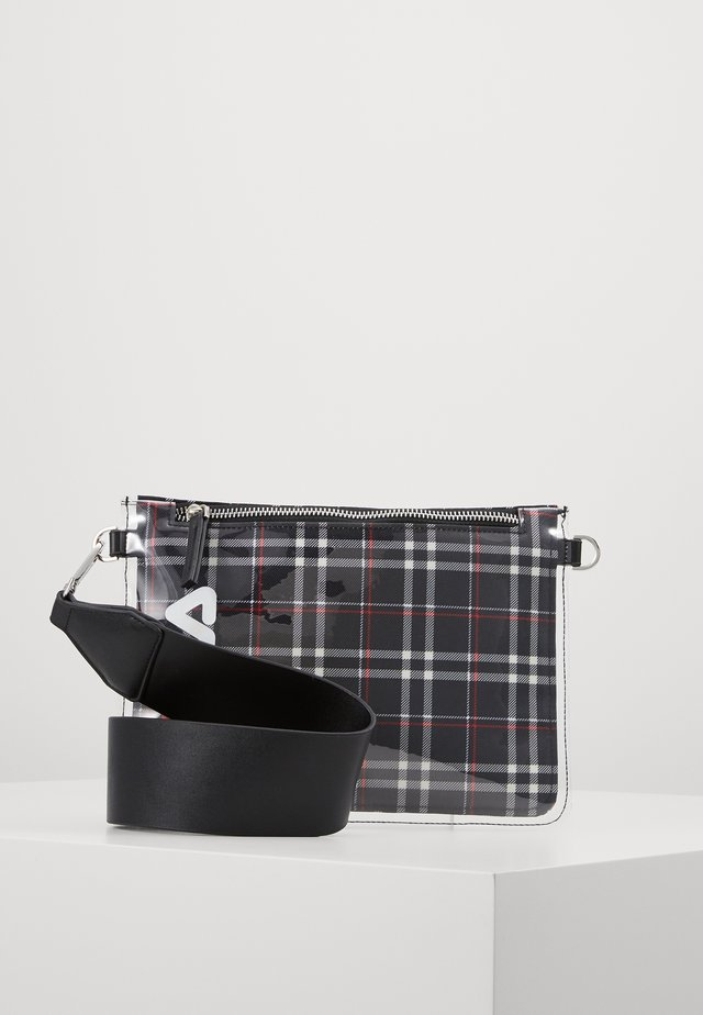 CROSS BODY BAG - Across body bag - black