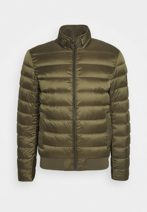 CIRCUIT JACKET - Down jacket - salvia