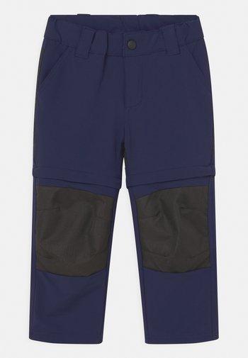 PAYTON 2-IN-1 UNISEX - Outdoor trousers - dark navy