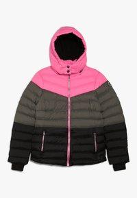 Cars Jeans - KIDS MALOU - Winter jacket - pink - 0