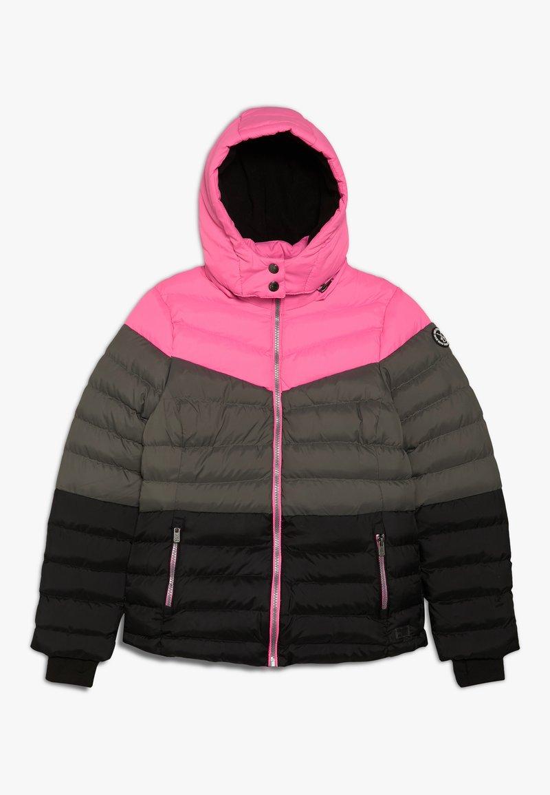 Cars Jeans - KIDS MALOU - Winter jacket - pink