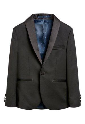 BLACK TUXEDO JACKET (3-16YRS) - Suit jacket - black