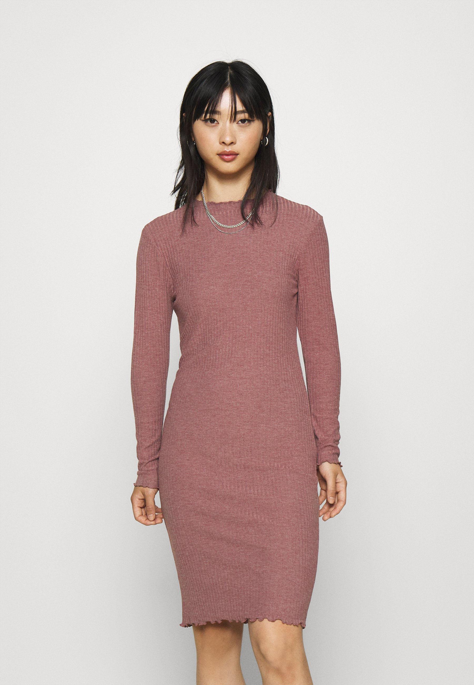 Mujer ONLEMMA HIGH NECK DRESS - Vestido de tubo