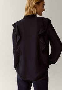 Massimo Dutti - Overhemdblouse - black - 2