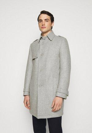 SKOPJE - Krátký kabát - light grey