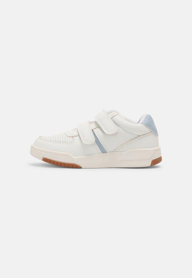 RETRO TENNIS TRAINER UNISEX - Sneakers laag - retro blue gum