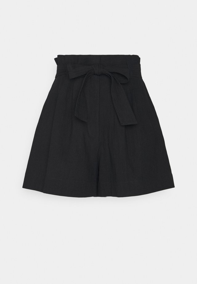JADE - Shorts - jet black