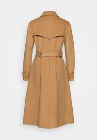 Sportmax Code - TENUE - Płaszcz wełniany /Płaszcz klasyczny - kamel - 1