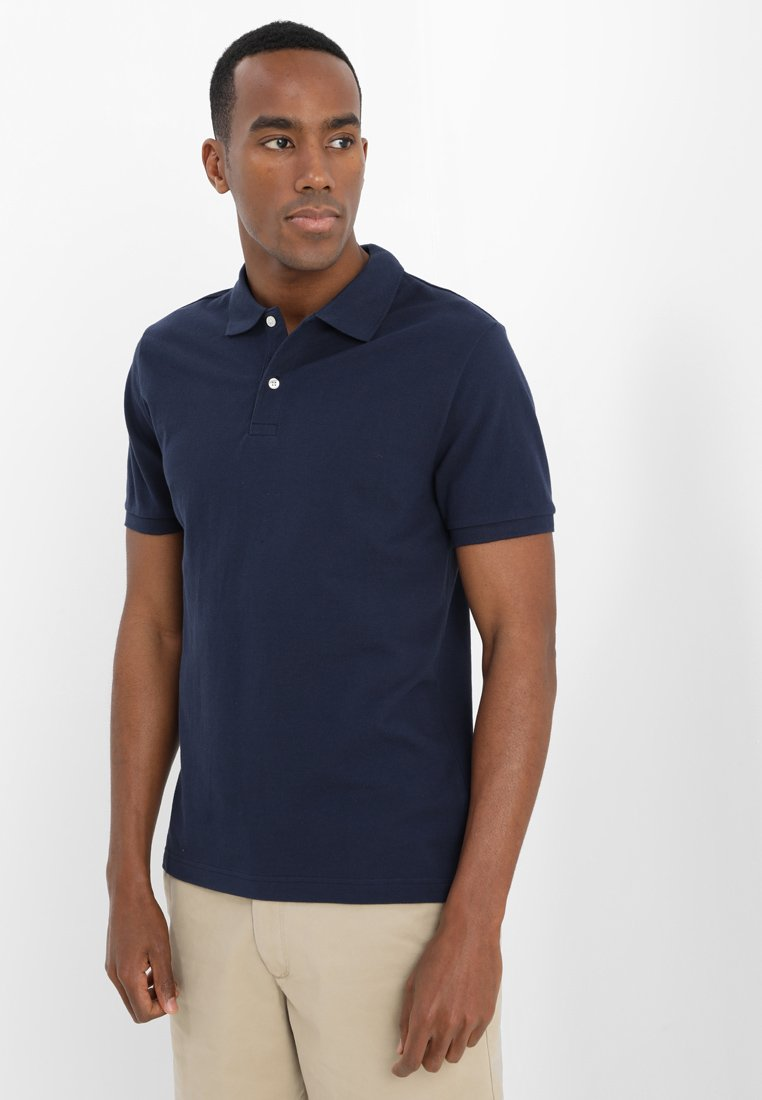 GAP - BASIC - Polo shirt - tapestry navy