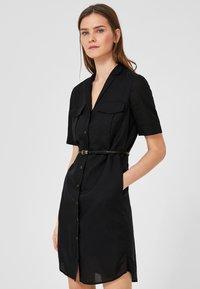 s.Oliver BLACK LABEL - Shirt dress - black - 0