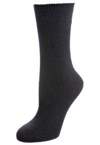 FALKE - COSY  - Sports socks - black - 0