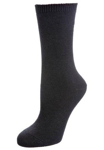 COSY WOOL - Socks - black