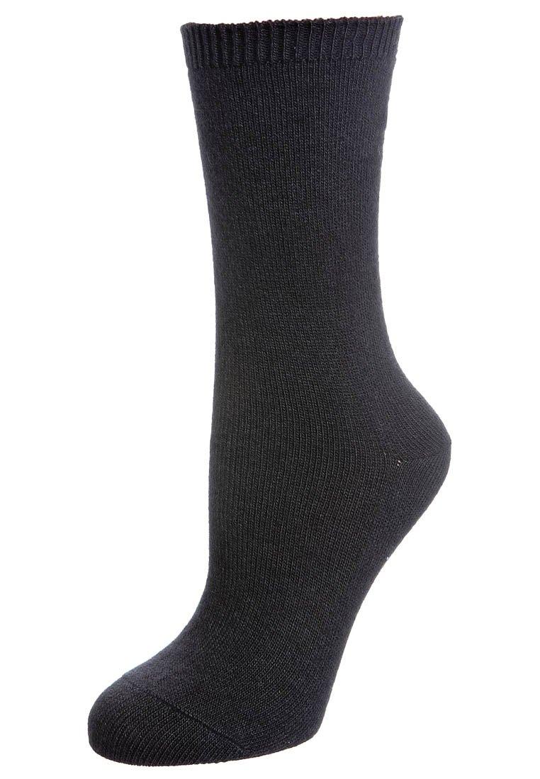 FALKE - COSY  - Sports socks - black