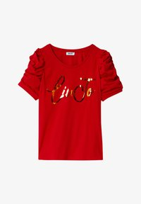 Liu Jo Jeans - T-shirt imprimé - red - 4