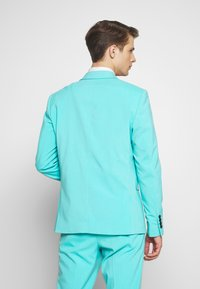 Lindbergh - PLAIN SUIT  - Puku - sea blue - 2