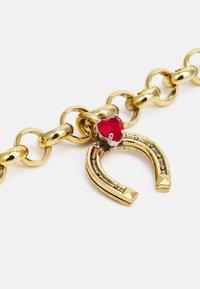 Radà - BRACELET - Bracelet - gold-coloured/red - 3