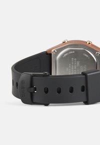 Casio - Digitální hodinky - rosegold-coloured/black - 1