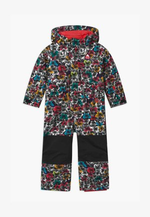 BUTTERFLY UNISEX - Snowsuit - multicolor