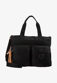 Kipling - ESIANA - Tote bag - rose/black - 8