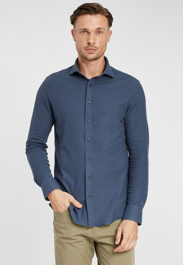 SLIM FIT - Shirt - navy
