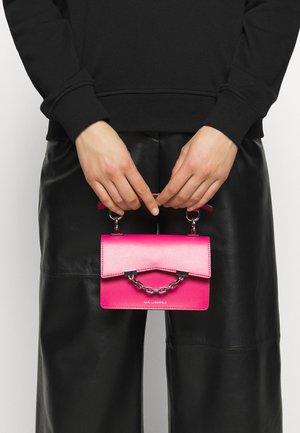 SEVEN MINI SHOULDERBAG - Handbag - peony pink