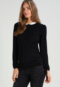 Envie de Fraise - CLAUDIA  - Camiseta de manga larga - black - 0