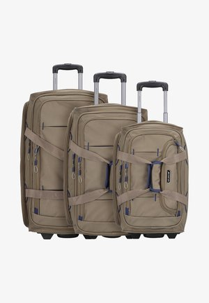 SET - Luggage set - beige