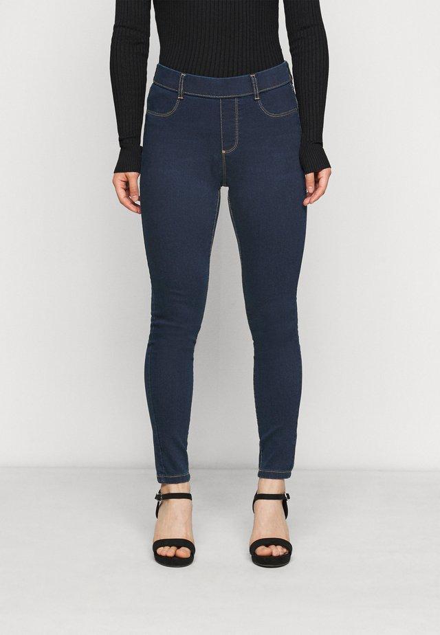ORGANIC EDEN - Skinny džíny - indigo