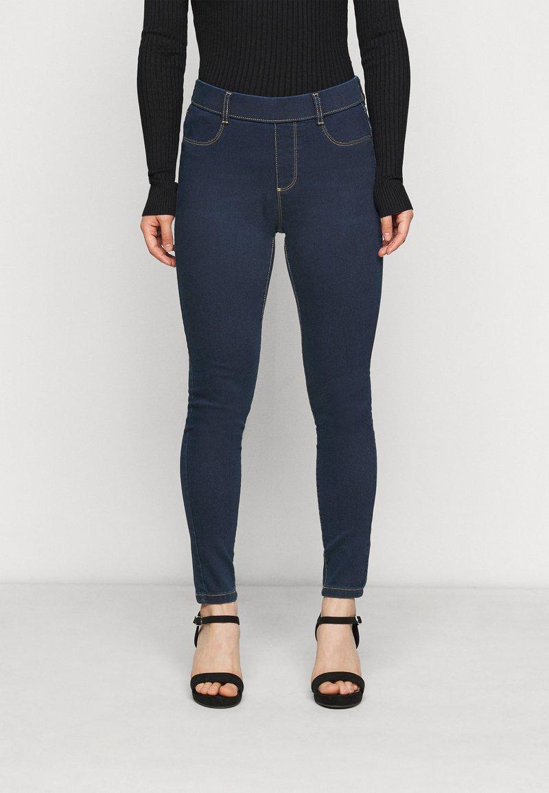 Dorothy Perkins Petite - ORGANIC EDEN - Jeans Skinny Fit - indigo