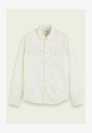 WESTERN STYLE - Skjorta - white