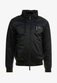Armani Exchange - Summer jacket - black - 4
