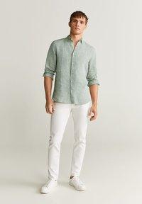 Mango - AVISPA - Shirt - green - 1