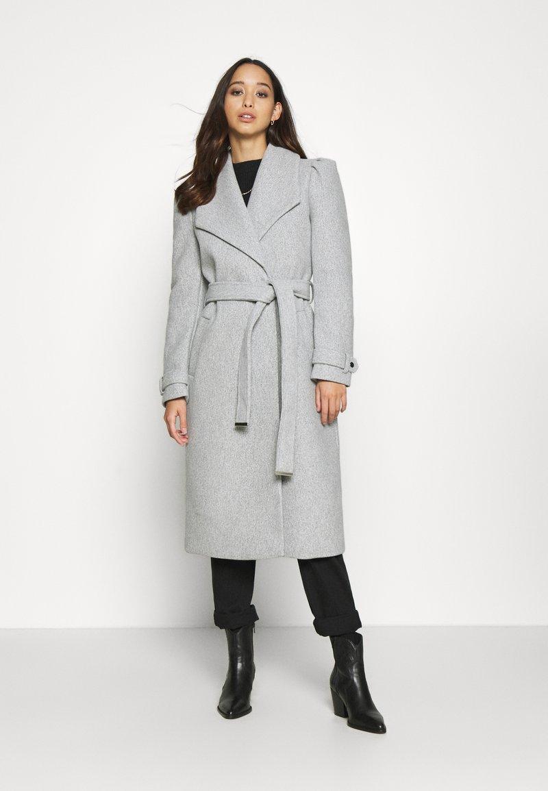 River Island - Zimní kabát - grey