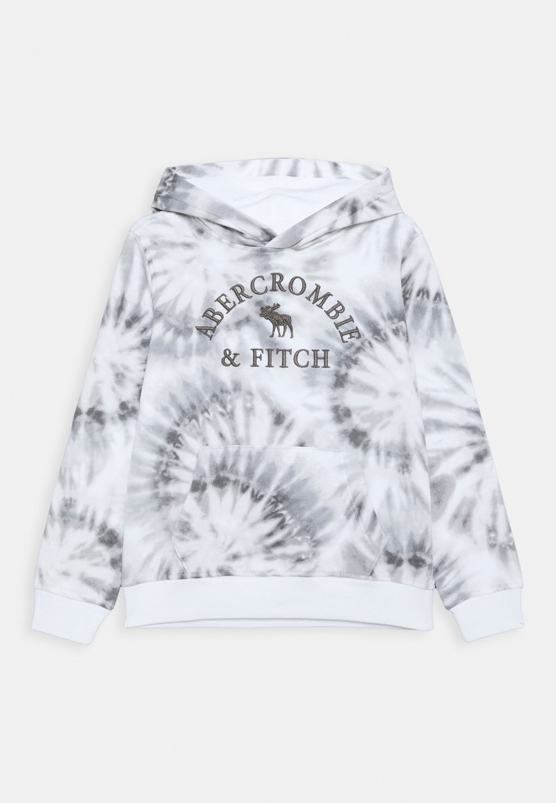 Abercrombie & Fitch - UNISEX - Sweater - black/white
