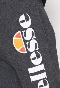 Ellesse - BOSSINI - Pantaloni sportivi - dark grey - 4