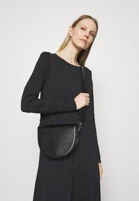 Marc O'Polo DENIM - LONGSLEEVE DRESS - Jersey dress - black - 3
