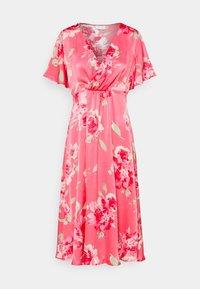 Vila - VIALBERTE ANCLE DRESS - Vestido de cóctel - azalea pink - 0