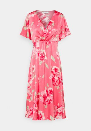 VIALBERTE ANCLE DRESS - Cocktailjurk - azalea pink