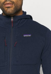 Patagonia - BETTER HOODY - Kurtka z polaru - new navy - 5
