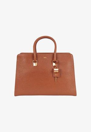 NATHALIE - Shopping Bag - brown